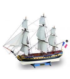 1:89 Ермион Лафайет (2016) (Hermione La Fayette) - Модел на кораб от дърво