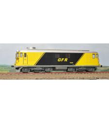 13004 Дизелов локомотив тип  60-1572-1, GFR, епоха V