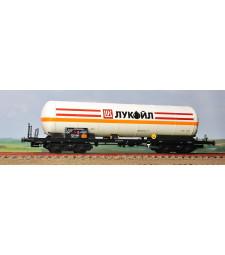 Вагон цистерна Лукойл (Lukoil) Nr. 83 52 7912 021-4, БДЖ, епоха V