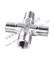 Конектор - кръстачка HS-V2 (метал)