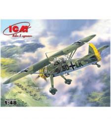1:48 Германски разузнавателен самолет Hs 126A-1
