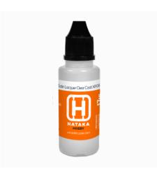 HTK-XP08 Satin Lacquer Clear Coat (17 ml) - ПОМОЩЕН ПРОДУКТ