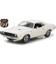1970 Dodge Challenger R/T - White
