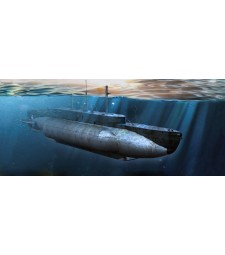 1:35 Британска подводница HMS X-Craft Submarine
