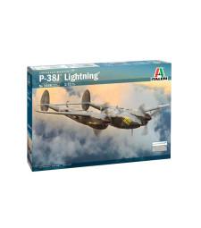 1:72 Тежък изтребител P-38J LIGHTNING
