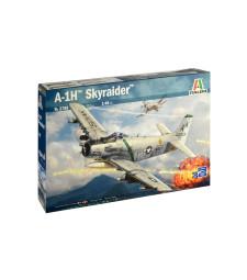 1:48 Американски шурмови самолет SKYRAIDER A-1H