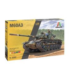 1:35 Американски среден танк М60А3 (M60 A3 Medium Battle Tank)