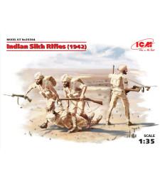 1:35 Индийски стрелци (1942) (4 фигури)