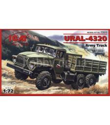 1:72 Руски армейски камион УРАЛ-4320 /URAL-4320/