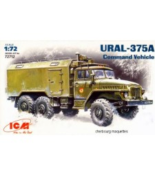 1:72 Руски команден камион УРАЛ-375А /URAL-375A/