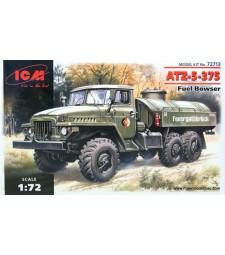1:72 Руски камион AТЗ-5-375 /ATZ-5-375/