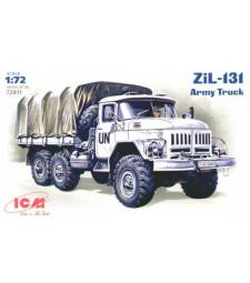 1:72 Армейски бордови камион ЗиЛ-131 /ZiL-131/