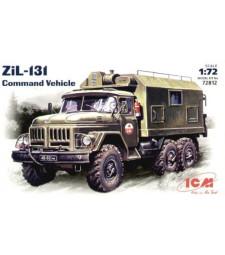 1:72 Руски команден камион ЗиЛ-131 /ZiL-131/