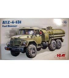 1:72 Руски камион-цистерна АТЗ-4-131 /ATZ-4-131/