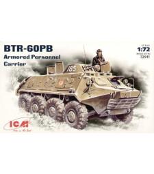 1:72 Руски бронетранспортьор БТР-60ПБ /BTR-60PB/