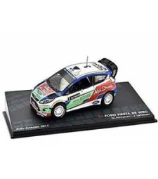 FORD FIESTA RS WRC M.Hirvonen - J.Lehtinen Rally Sweden 2011 - Passione Rally Collection