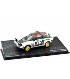 LANCIA STRATOS HF S. Munari - S. Maiga Rally Monte-Carlo 1976 - Passione Rally Collection