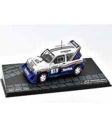 MG METRO 6R4 J. McRae - I. Grindrod RAC Rally 1986 - Passione Rally Collection