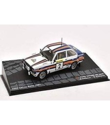 FORD ESCORT RS 1800 A. Vatanen - D. Richards 1000 Lakes Rally 1981 - Passione Rally Collection