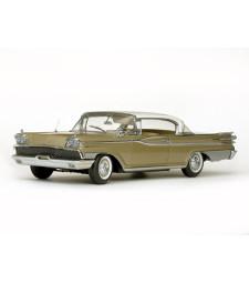 Mercury Park Lane Hard Top - Marble White/Golden Beige 1959