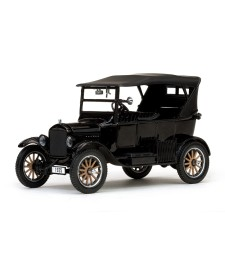 Ford Model-T Touring Closed Convertible – Black 1925