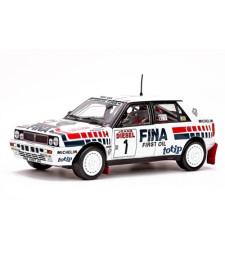 Lancia Delta HF Integrale 16V - #1 D.Auriol & B.Occelli - Winner 1991 Rallye Sanremo