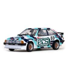 Ford Escort RS 1600i - #69 Chris Hodgetts-1985 British Saloon Car Championship- Class C Champion