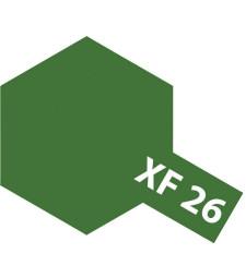 XF-26 Deep Green - Acrylic Paint (Flatt) 23 ml