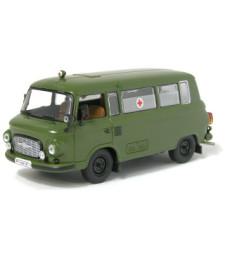 BARKAS B1000 1964 Dark Green