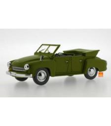 Wartburg 311-4 kubel 1957
