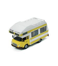 Barkas B1000 1973 - Yellow Wohnmobil