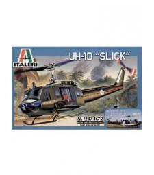 1:72 Американски военен хеликоптер УХ-1Д Слик (UH-1D SLICK)