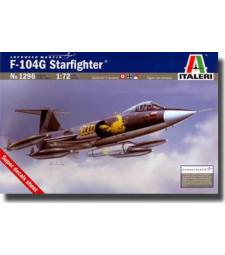1:72 Изтребител бомбардировач на САЩ F-104G STARFIGHTER