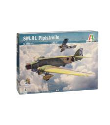 1:72 Италиански транспортен самолет SM.81 PIPISTRELLO