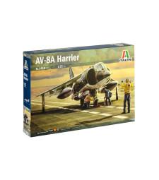 1:72 Американски/Британски изтребител АВ-8А ХАРИЕР AV-8A HARRIER