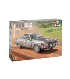 1:24 Автомобил MERCEDES 450 SLC R. BANDAMA 1979