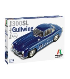 1:24 Автомобил MERCEDES BENZ 300 SL GULLWING