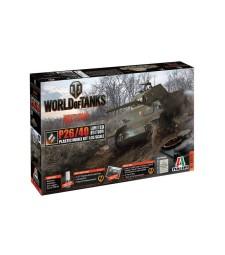 1:35 P26/40 Limited Edition - World of Tanks