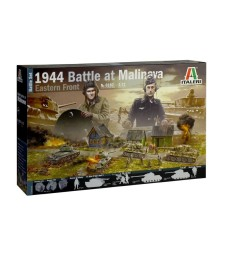 1:72 Диорама: 1944 Битката при Малинава, Втора световна война (WWII: 1944 BATTLE AT MALINAVA)