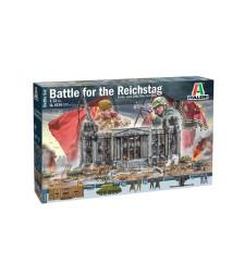 1:72 Боен комплект: Берлин 1945 - Битка за Райхстаг