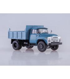 ZIL MMZ- 4502 Dump Truck, Blue