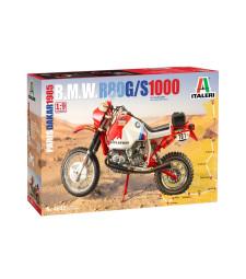 1:9 Мотоциклет B.M.W. R80 G/S 1000 1985 Gaston Rahier