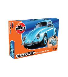 QUICKBUILD VW Beetle - Сглобка без лепило
