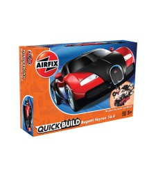 QUICKBUILD Bugatti Veyron New Colour - Сглобка без лепило