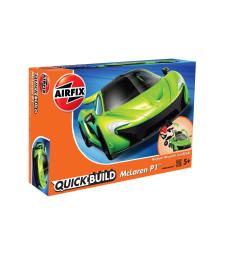 QUICKBUILD McLaren P1 new colour - Сглобка без лепило