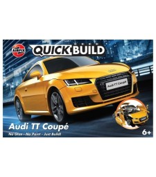 QUICKBUILD Audi TT Coupe - Сглобка без лепило