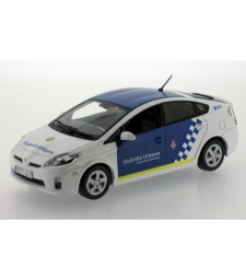 TOYOTA New PRIUS Police Spain (Guardia Urbana Barcelona) 2009