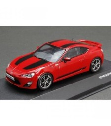 TOYOTA GT86 1st Edition LHD (Red/Black) 2012