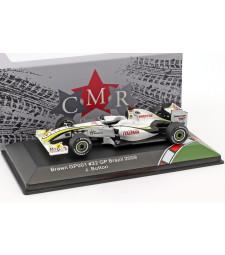 BRAWN BGP 001 #22 JENSEN BUTTON BRASILIEN GP WORLD CHAMPION F1 2009