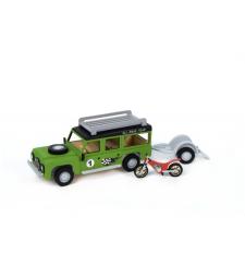 Състезателна кола (All Road) - Детска колекция